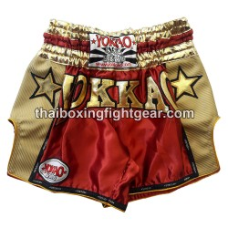 yokkao muay thai vintage carbon boxing short