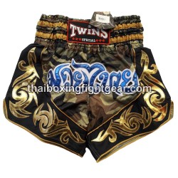 twins-special-muay-thai-boxing-short-army-camo-gold