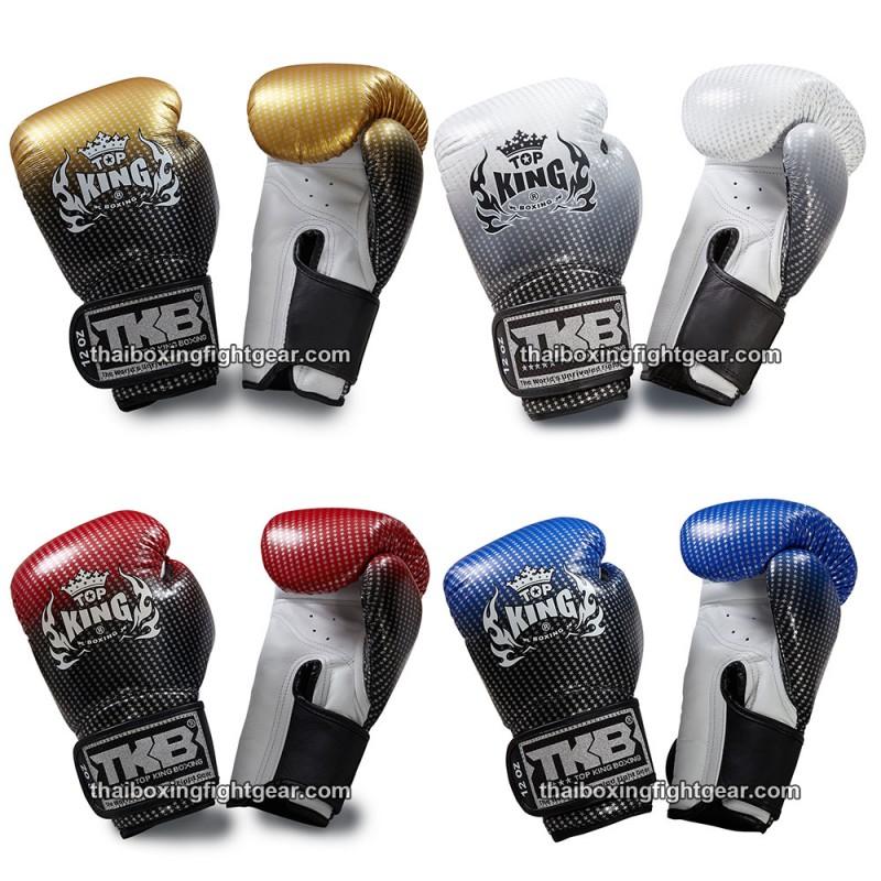 Top King Super Star Prot/ège-tibias Muay Thai MMA Kickboxing
