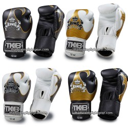 Top king boxing gloves...