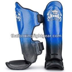 Top king MuayThai Shin Guard TKSGSS-01