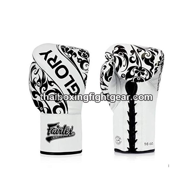 MMA Boxing Fairtex Glory Boxing Gloves Muay Thai FREE P/&P Black