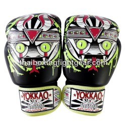 Yokkao Muay Thai Boxing Gloves APEX  Snake