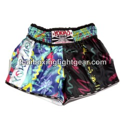 Yokkao Muay thai boxing shorts Carbon fit Miami