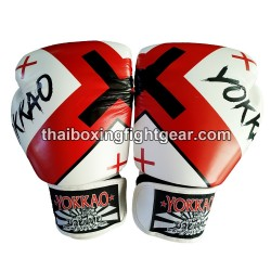 Thai Yokkao Extreme BYGL-X-W Boxing Gloves