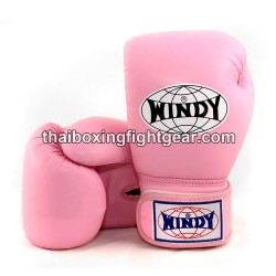 Windy Thaiboxing Gloves Pink