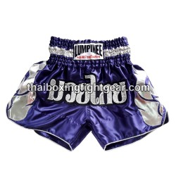 Lumpinee Muay Thai Boxing Shorts Blue