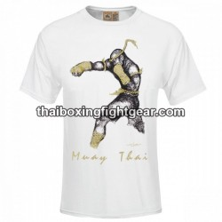 "Human Fight T-shirt ""PUNCH""..."