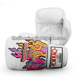 Yokkao Muay Thai Boxing Gloves Bangkok Flame