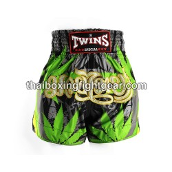 Twins Muay Thai Boxing Shorts TBS-GRASS