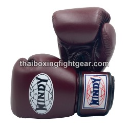 Windy Thaiboxing Gloves Maroon