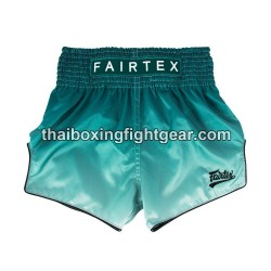 Fairtex Thaiboxing Shorts BS1906 Fade Green