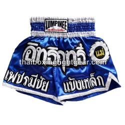 Lumpinee Muay Thai Boxing Shorts Blue