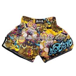 Raja Boxing Muay Thai Boxing Shorts Hanuman