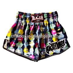 Raja Boxing Muay Thai Boxing Shorts Simpsons