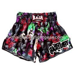 Raja Boxing Muay Thai Boxing Shorts Joker