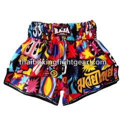 Raja Boxing Muay Thai Boxing Shorts Colorful 2