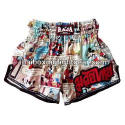 Raja Boxing Muay Thai Boxing Shorts Micky 2