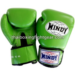 Windy Boxing Gloves Green