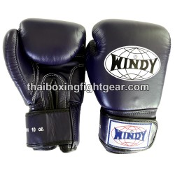 Windy Boxing Gloves Dark Blue