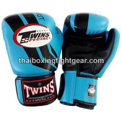 Twins Boxing Gloves Fancy BGVL-43 Blue