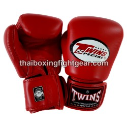 Twins Boxing Gloves Red BGVL-3