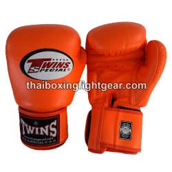 Twins Boxing Gloves BGVL-3 Orange