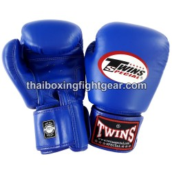 Twins Boxing Gloves BGVL-3 Blue