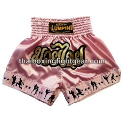Lumpini Muay Thai Short Pink