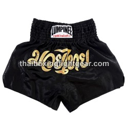 Lumpinee Muay Thai Short Black