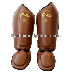 New: Fairtex shin pad, SP8...