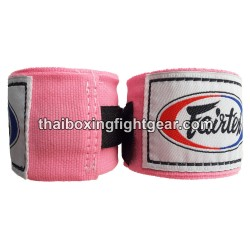 Fairtex Boxing Pink Handwraps 180""