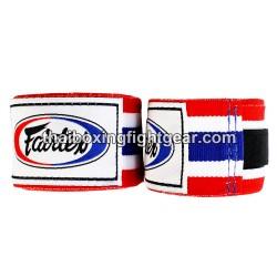 """Fairtex Boxing Thai Flag Handwraps 180"""""""