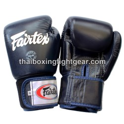 Fairtex Boxing Gloves Night Blue