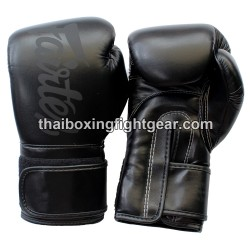 Fairtex Boxing Gloves Black - New