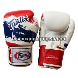 Fairtex Boxing Gloves Thai Pride Edition