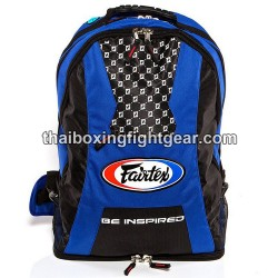Fairtex Boxing gloves BAG-4 Blue MMA / Muay Thai