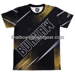Buakaw Banchamek Gym T-Shirt Black