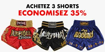 Promo MUAY THAI MMA Shorts  - made in Thailand