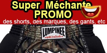 [block]Promo MUAY THAI MMA Shorts  - made in Thailand